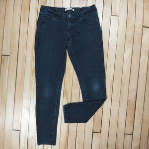 📣2/36$📣 Levi's 710 girls ajustable waist skinny
